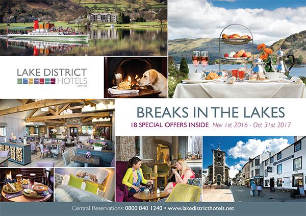 Lake District Hotels Special Breaks Brochure