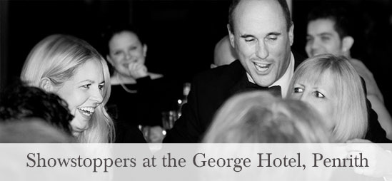 Showstoppers at the George Hotel Penrith
