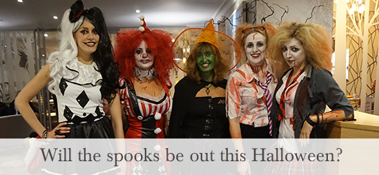 Halloween Creepy Celebrations with Lake District Hotels