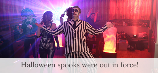 Lake District Hotels annual Halloween parties