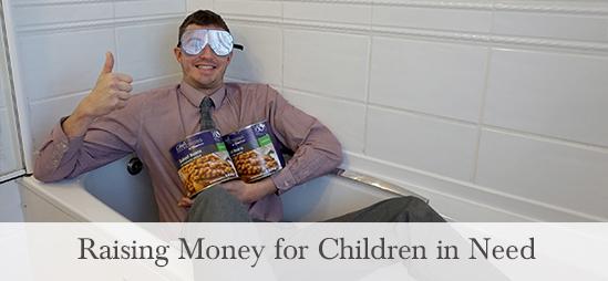 Raising Money for Children in Need