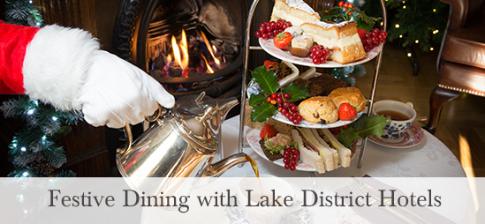 Festive Dining with Lake District Hotels