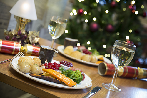 Festive Dining at the Kings Arms Hotel