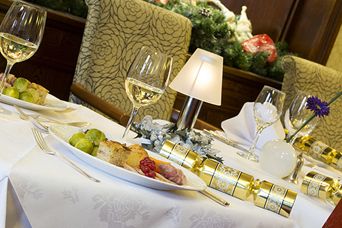 Festive Dining at the Borrowdale Hotel
