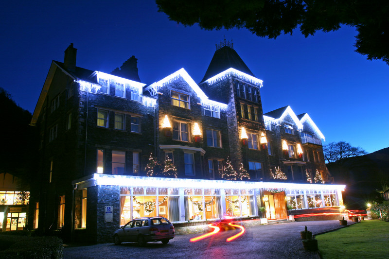 Lodore Falls Hotel Christmas Party Nights