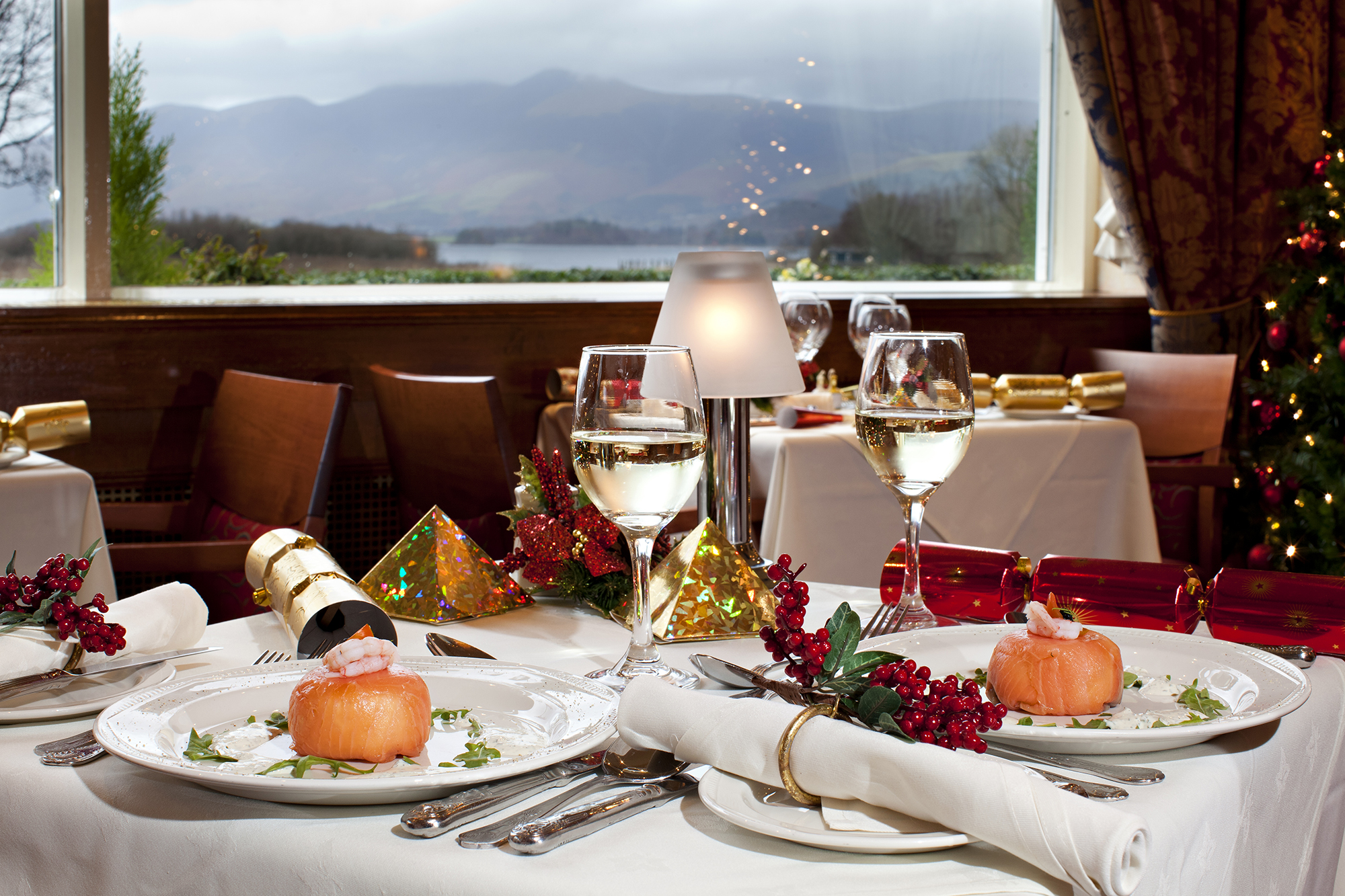 Lodore Festive Christmas Lunches