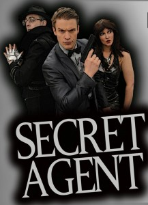 Secret Agent Murder Mystery at the Lodore Falls Hotel