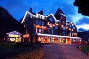 Murder Mystery at the Lodore Falls Hotel