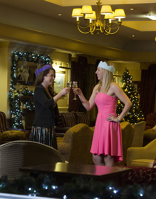 Christmas Party Nights at the Lodore Falls Hotel