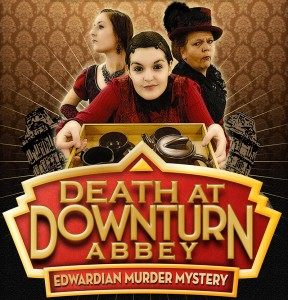 Death at Downturn Abbey Murder Mystery at the Lodore Falls Hotel