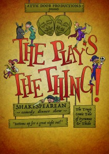Shakespearean Comedy Evening at the Lodore Falls Hotel