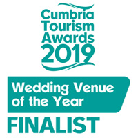Cumbria Tourism - Wedding Venue of the Year
