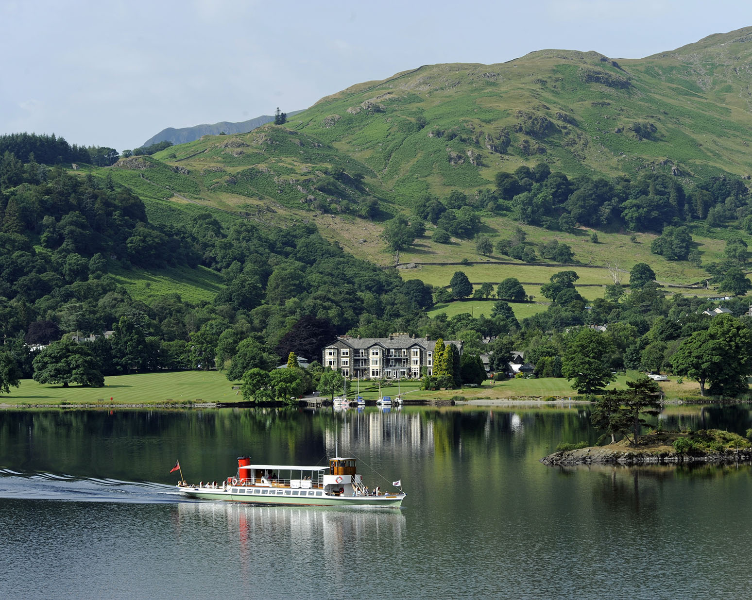 Walking in and around Ullswater... - Lake District Hotels Blog