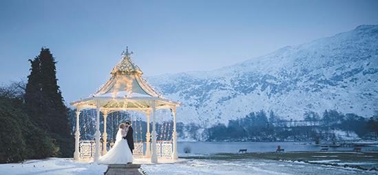 Inn On The Lake Winter Wonderland Wedding Fayre Lake District Hotels Blog