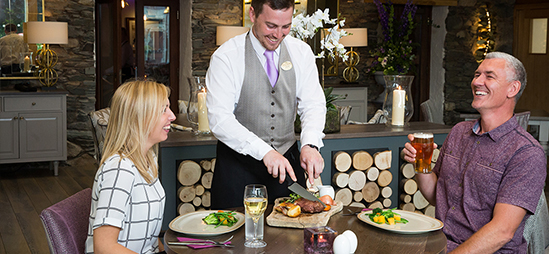 Valentine's Day at Lake District Hotels