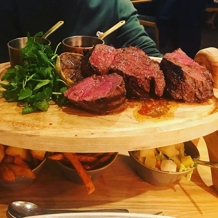 chateaubriand brossen steakhouse