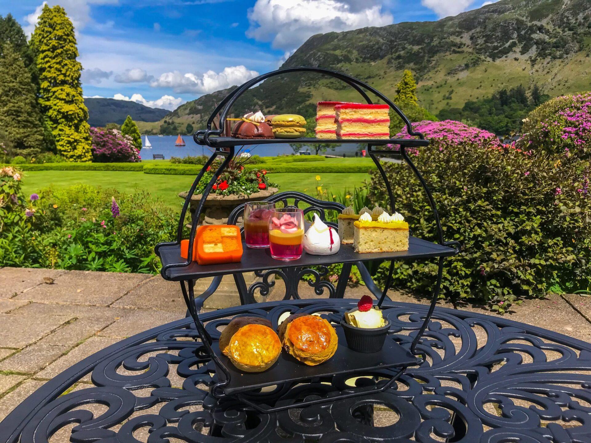 afternoon tea inn on the lake