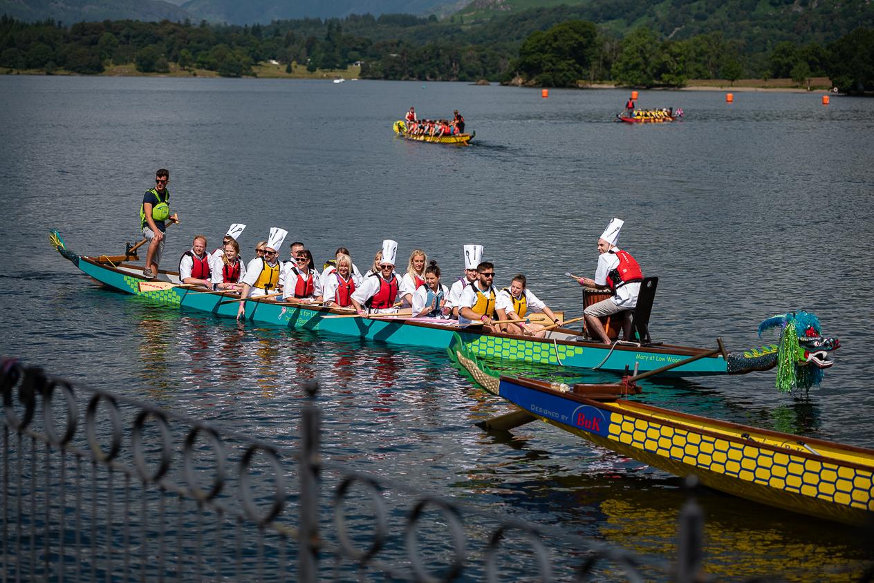 dragon bay regatta