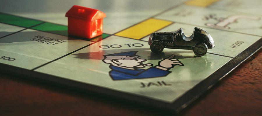 Lake district monopoly game