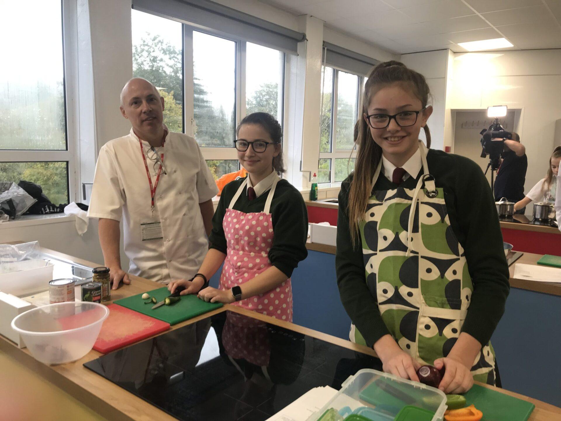keswick school kitchens