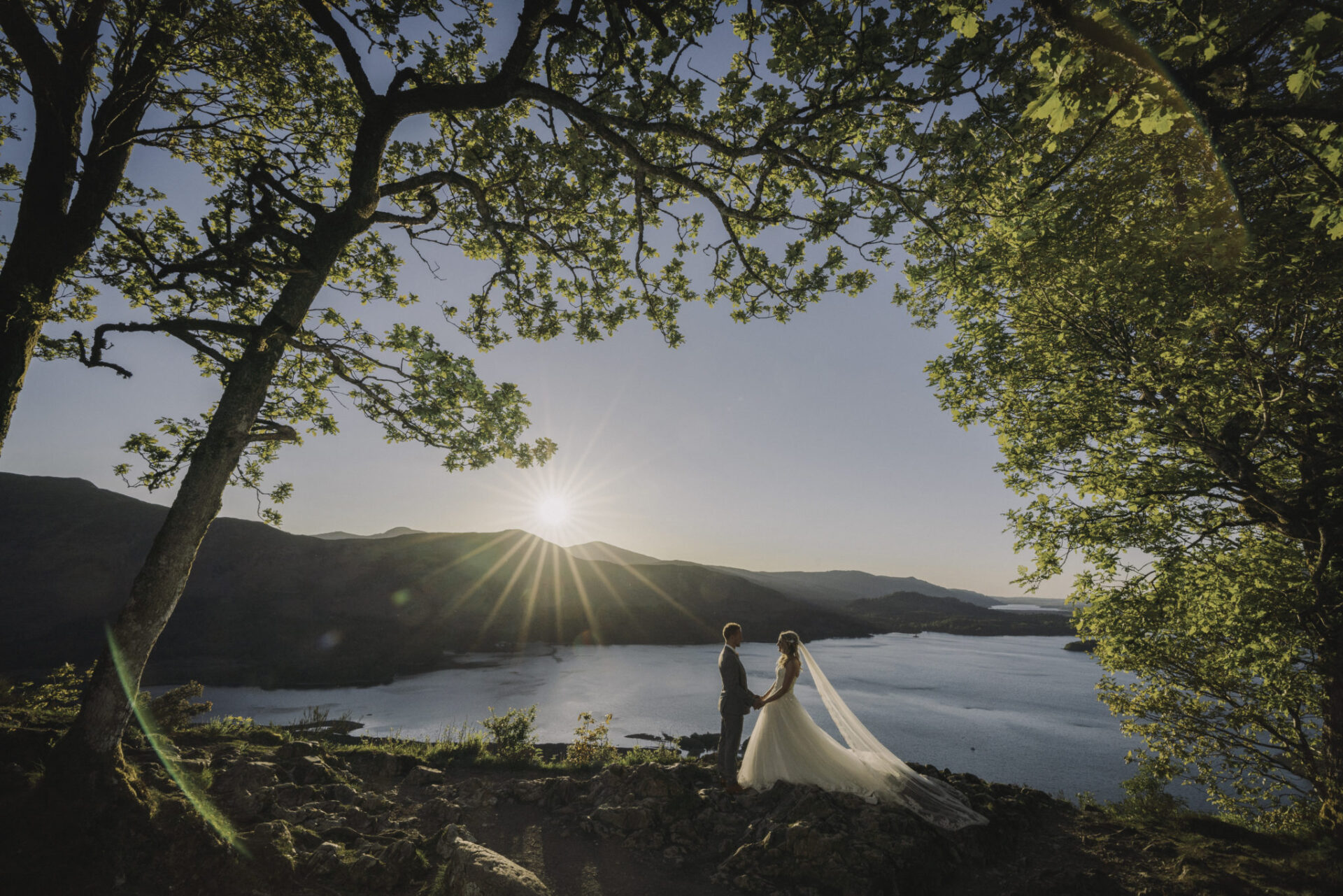 romantic places to get engaged in the Lake District