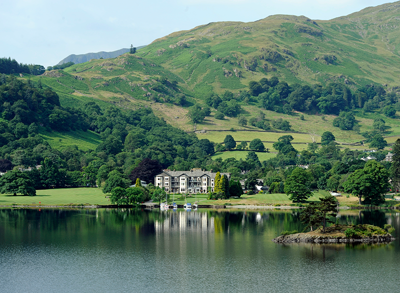staycation in the lake district