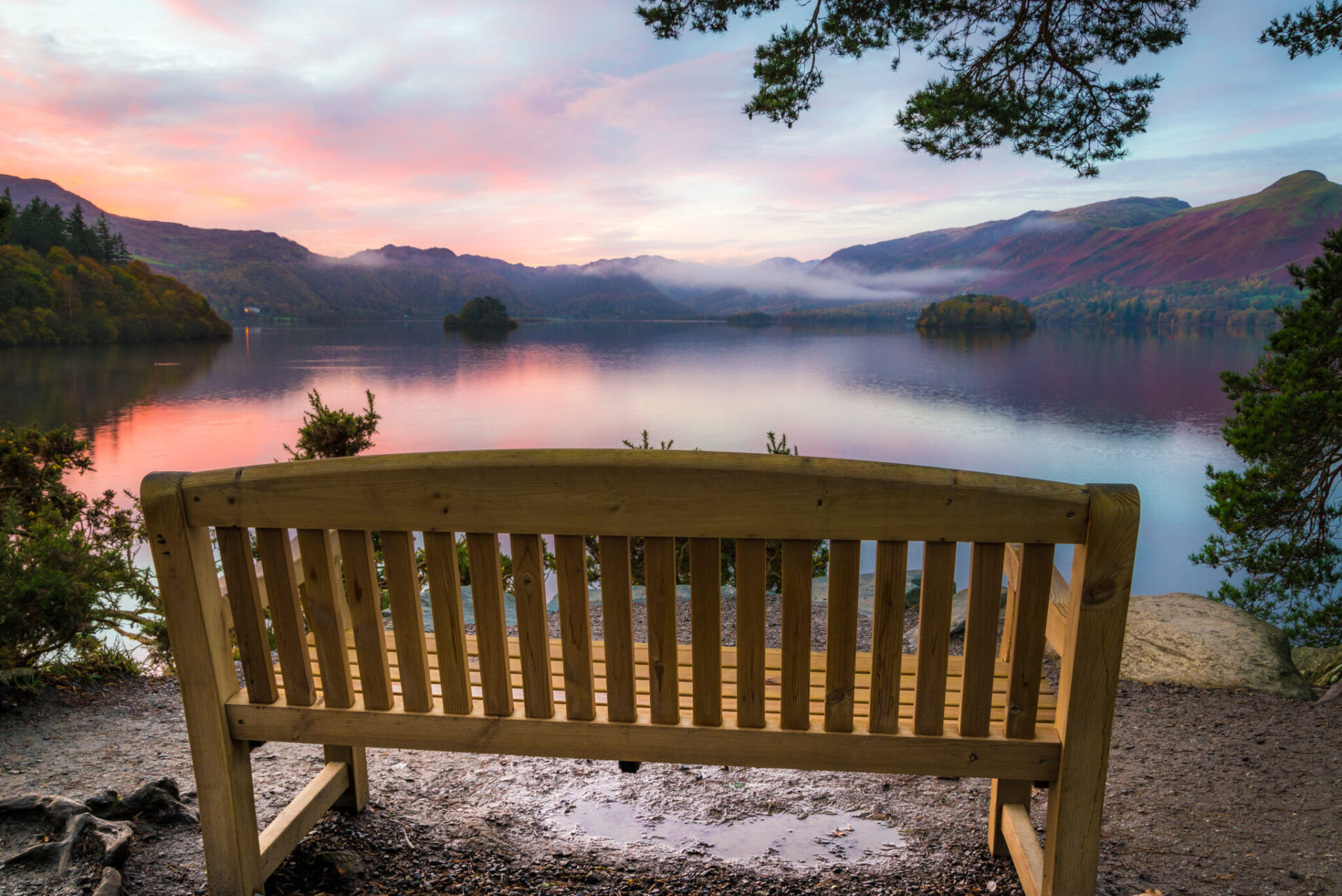 november in the lake district
