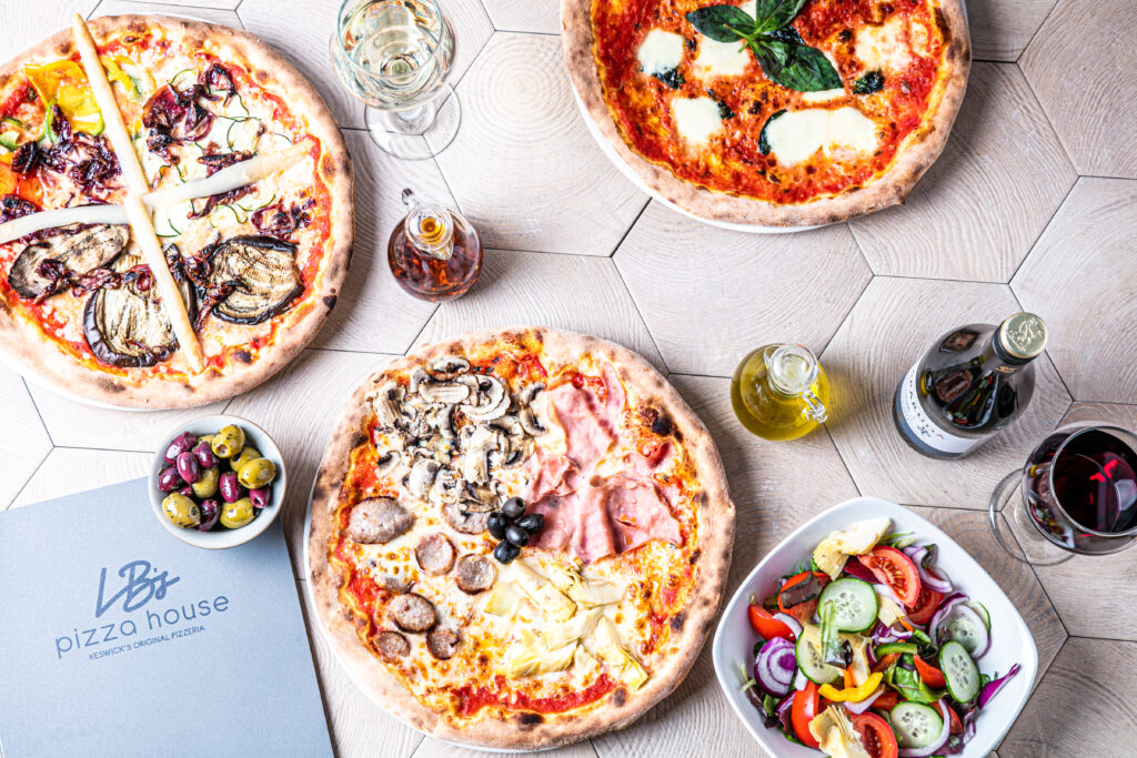 keswick pizzeria