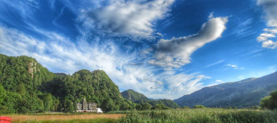 Lake District countryside escape