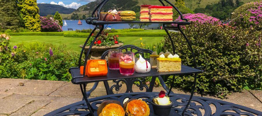 best afternoon teas in the Lake District