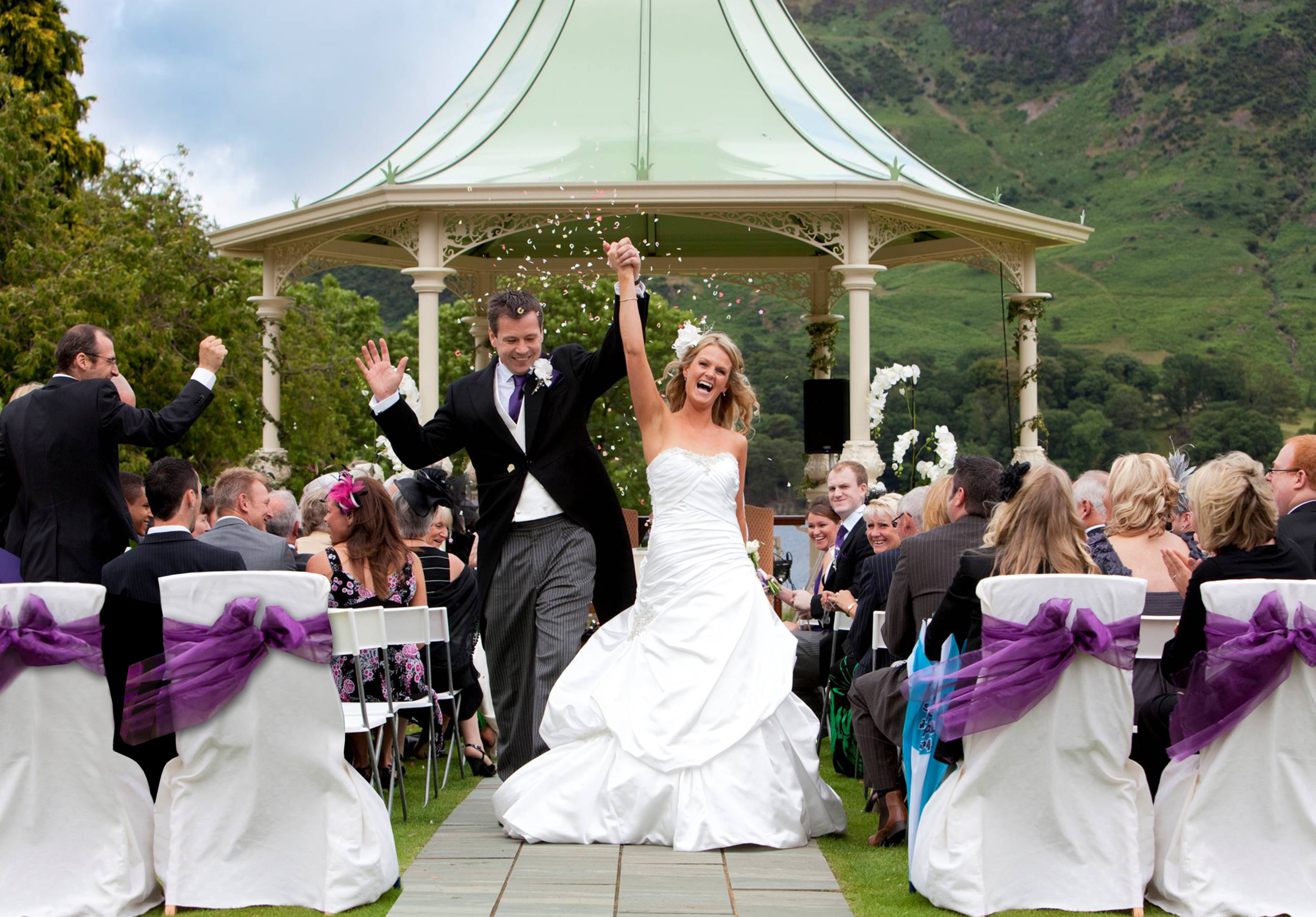 Spring Wedding Fayre at the Inn on the Lake