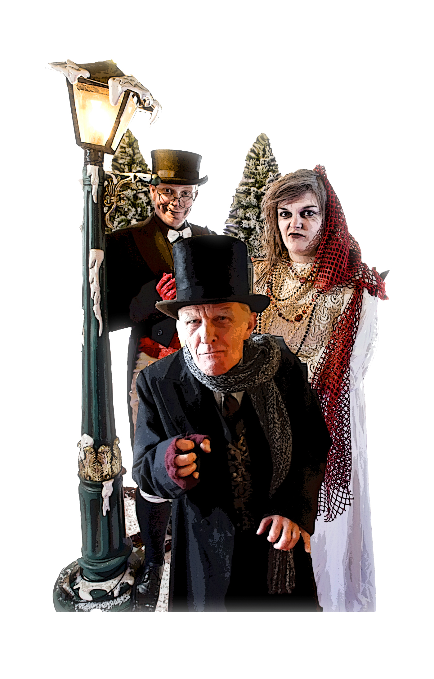 The George Dickensian Crime