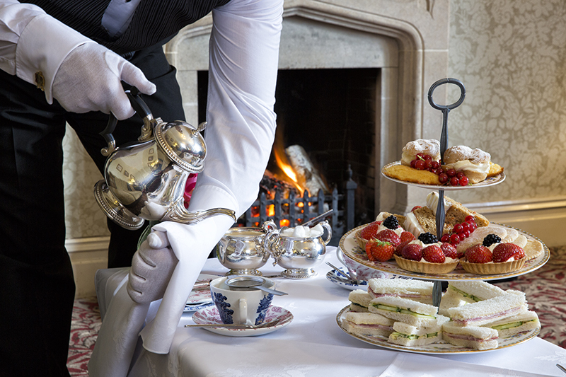 Luxury 'Downton' Afternoon Tea at The Borrowdale