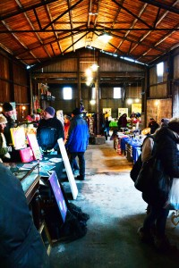 Brunswick Yard Penrith Christmas Fair