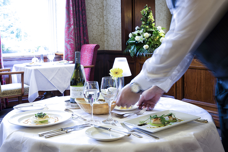 Dinner for Two at the Borrowdale Hotel