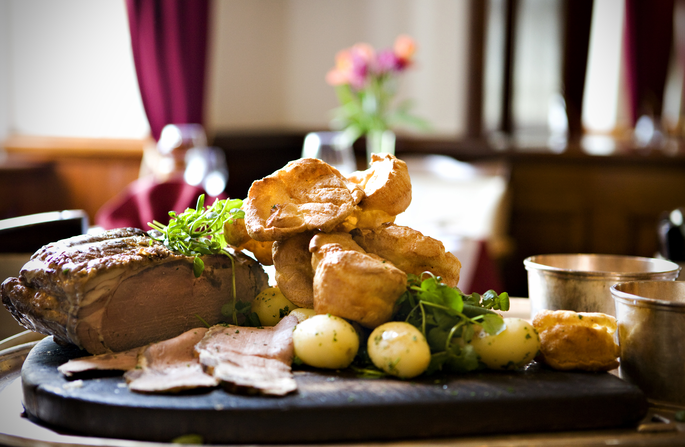 Mother's Day at the Borrowdale Hotel