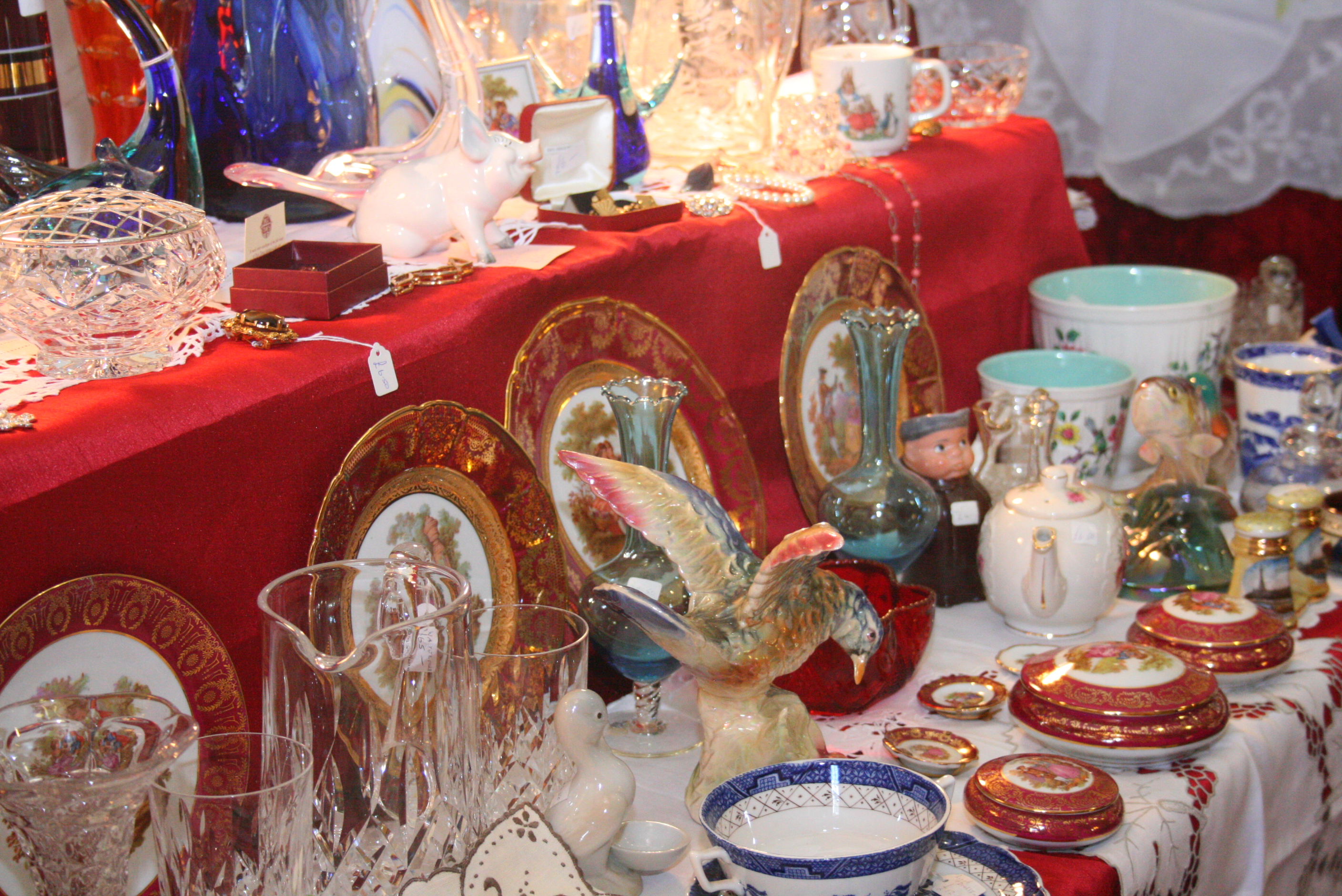 Antiques & Vintage Fair at the Skiddaw Hotel