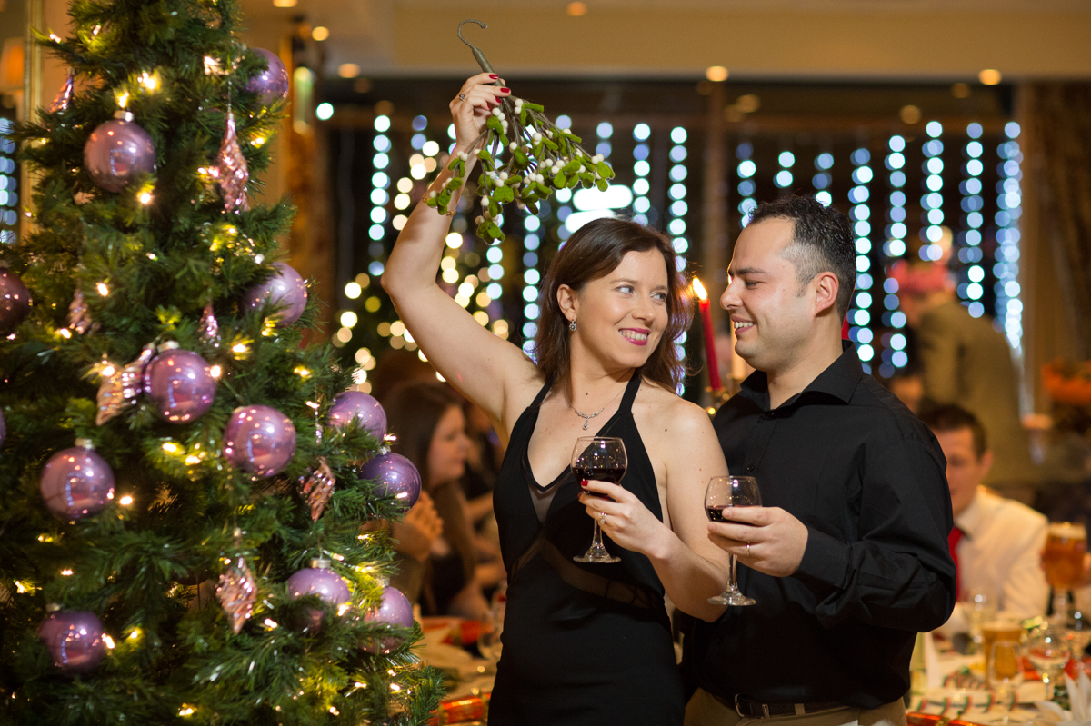 New Year's Eve at the Borrowdale Hotel