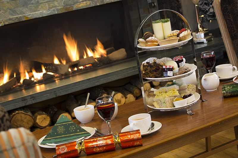Yuletide Afternoon Tea at the Inn on the Lake