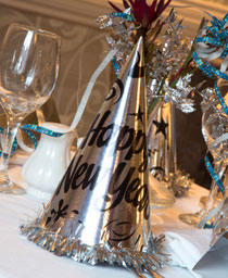 New Year's Eve Masquerade Ball at the Inn on the Lake