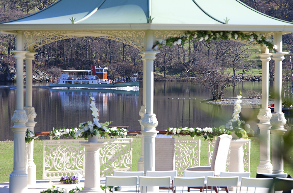 Full Afternoon Tea & Lake Cruise at the Inn on the Lake