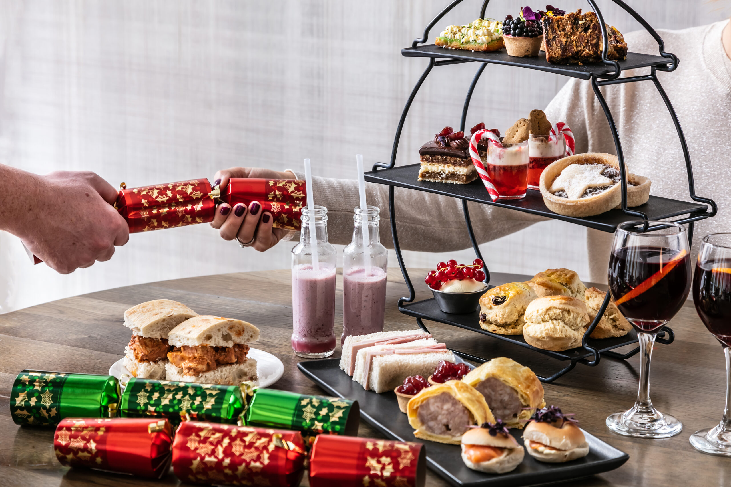 Yuletide Afternoon Teas at Inn on the Lake