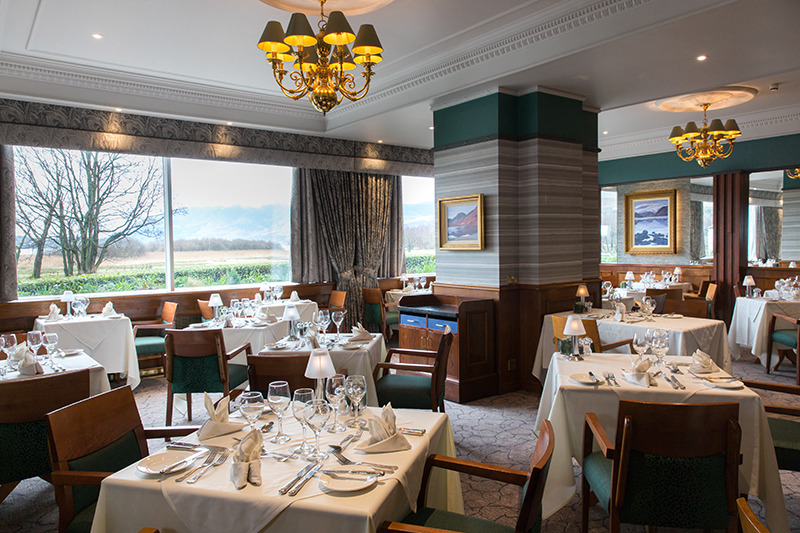 Live Music & Sunday Lunch at the Lodore Falls Hotel