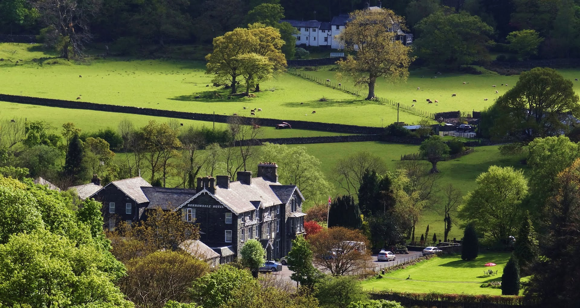 Jazzy Afternoon at the Borrowdale Hotel