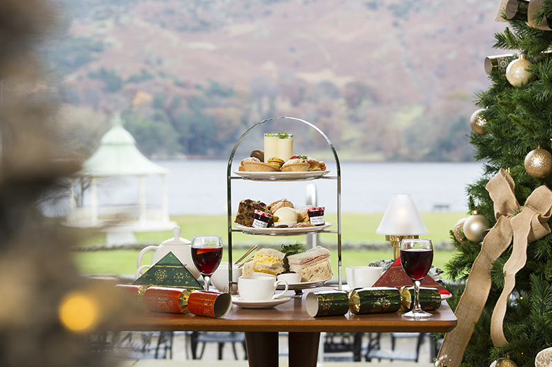 Live Music & Festive Afternoon Tea