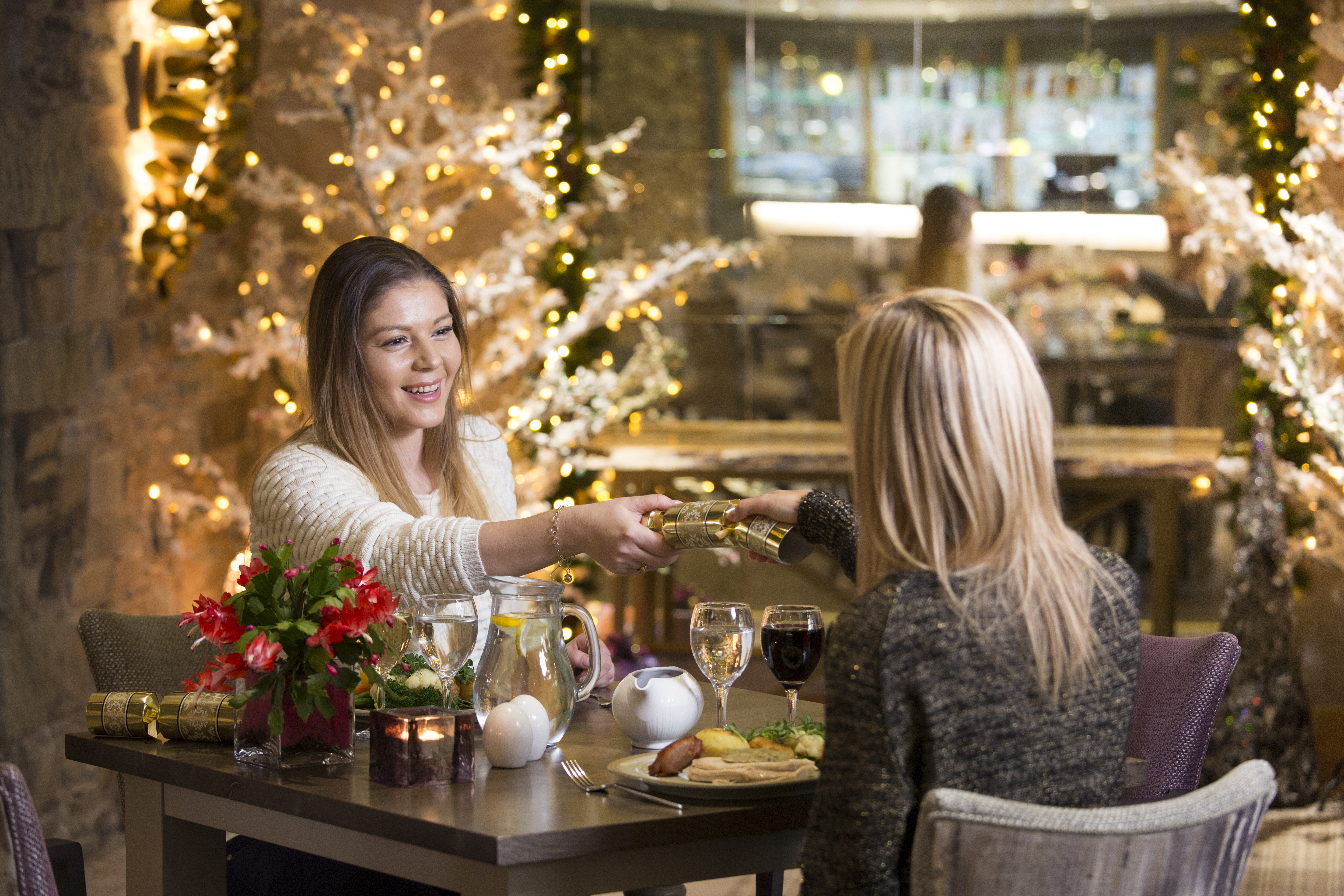 Festive Lunches at the Inn on the Lake