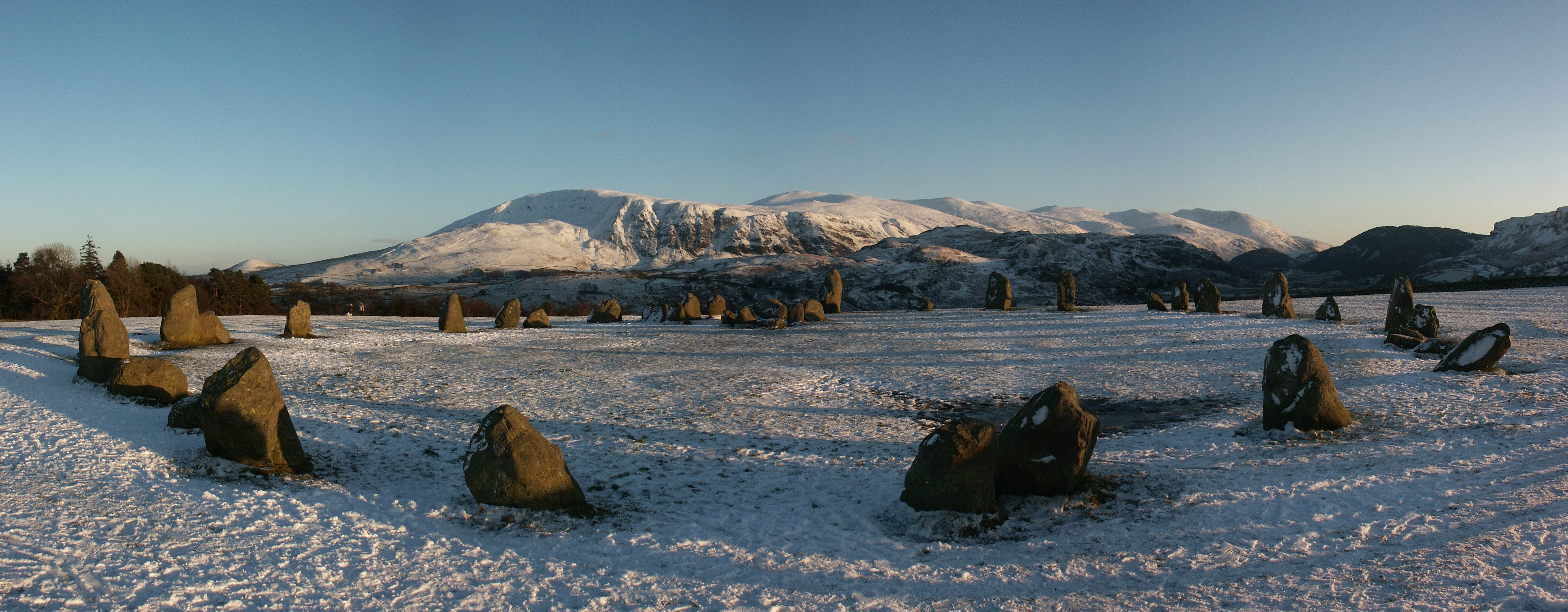 Winter Solstice in the Lake District