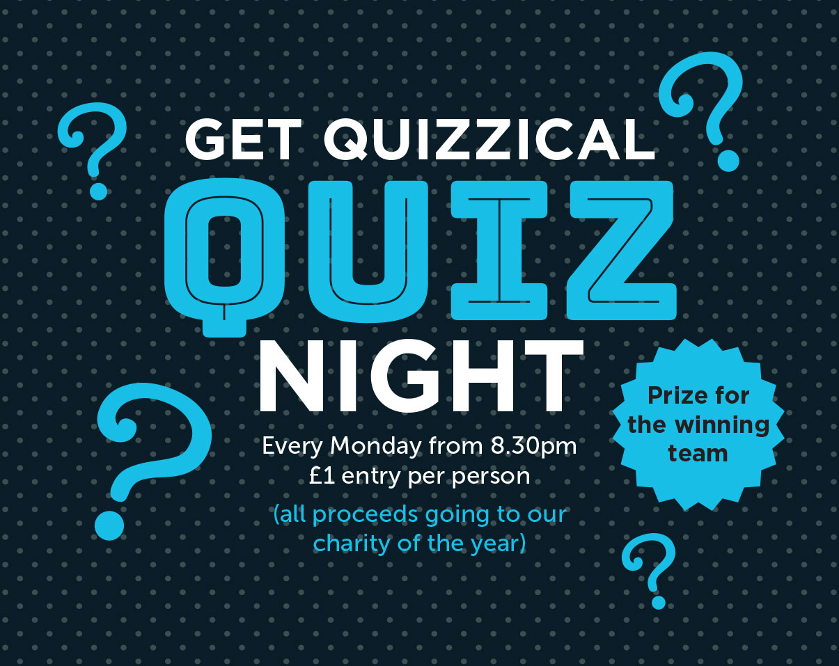 Charity Quiz Night at the Skiddaw Hotel