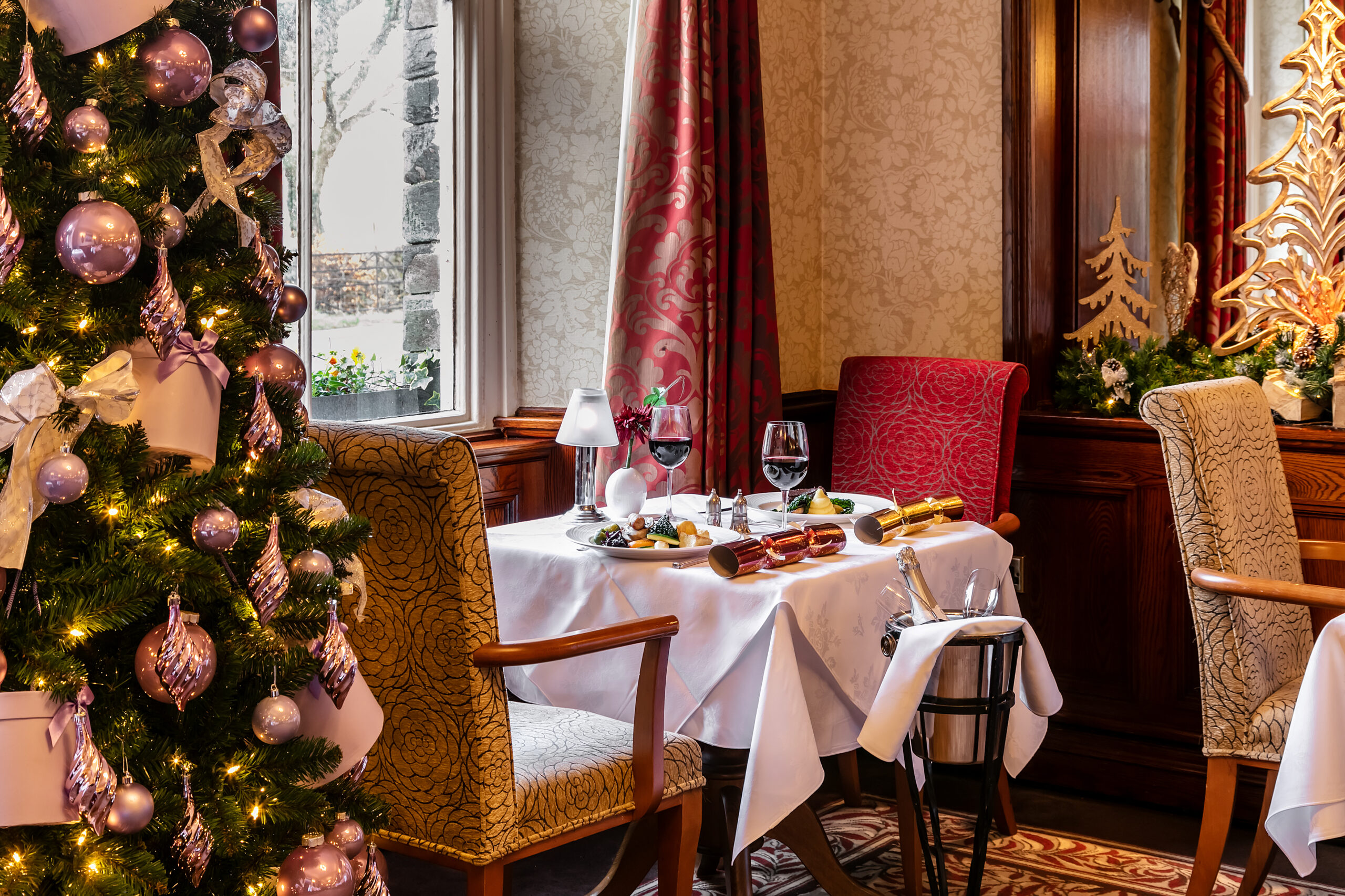 Festive Lunches at the Borrowdale Hotel