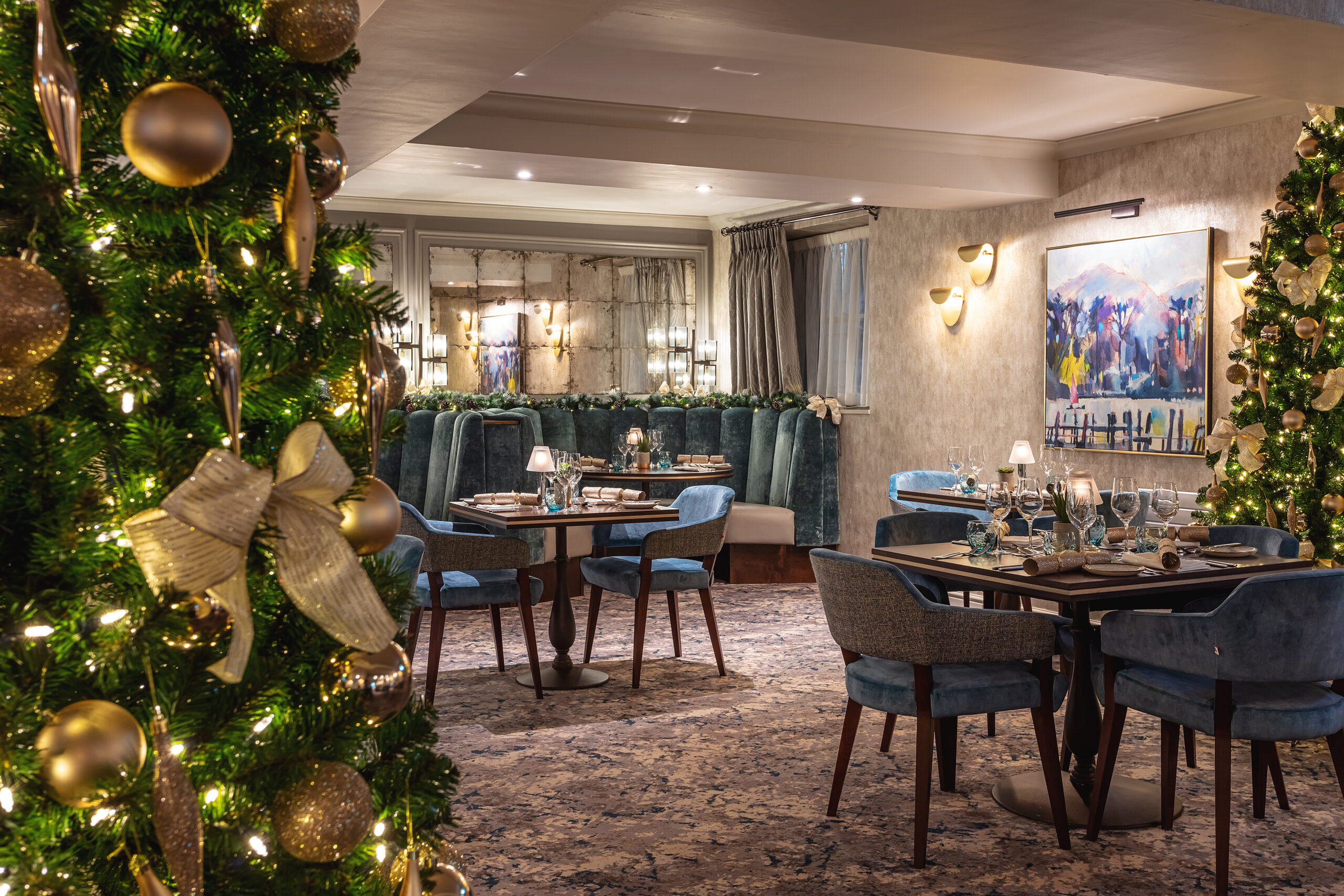 Boxing Day Roast at the Skiddaw Hotel